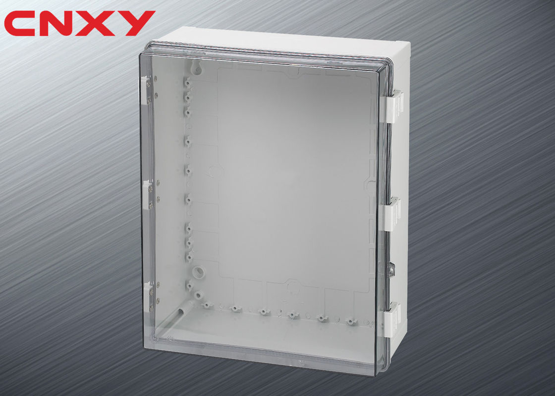 IP 65 Waterproof Electrical Power Distribution Box ABS / PC Material